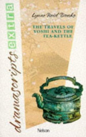book cover of The Travels of Yoshi and the Tea Kettle