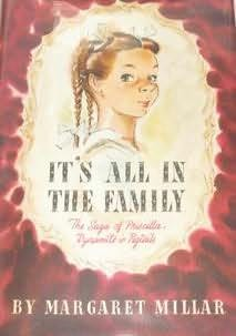 book cover of It\'s All in the Family