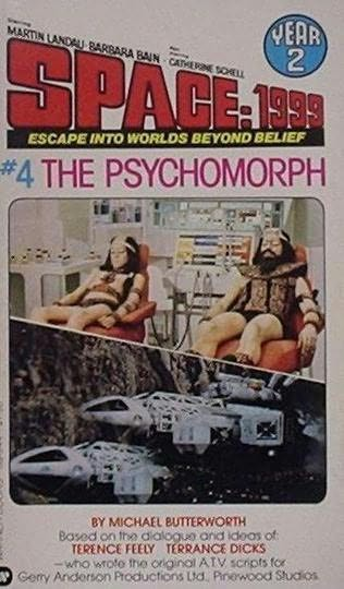 book cover of The Psychomorph