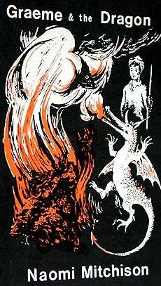 book cover of Graeme and the Dragon