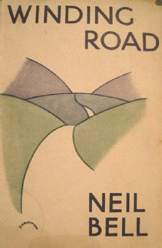 book cover of Winding Road