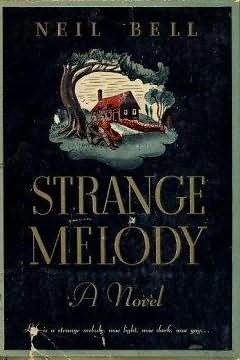 book cover of Strange Melody