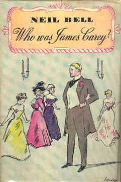 book cover of Who Was James Carey?