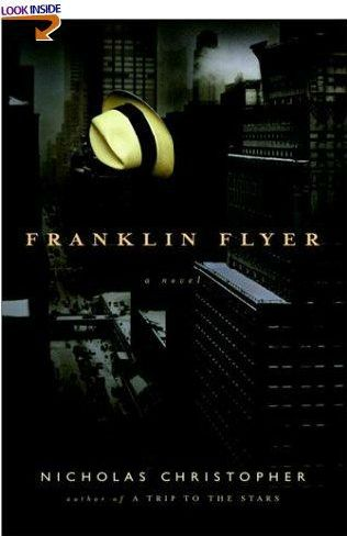 book cover of Franklin Flyer
