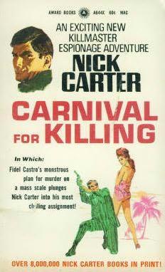 book cover of Carnival for Killing