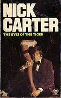 book cover of Eyes of the Tiger