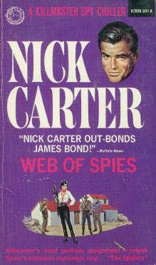 book cover of Web of Spies
