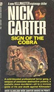 book cover of Sign of the Cobra