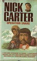 book cover of Operation Snake