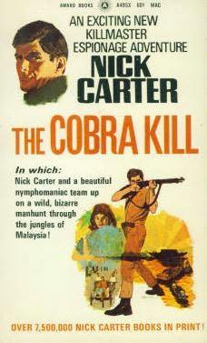 book cover of The Cobra Kill