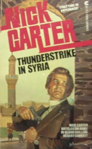 book cover of Thunderstrike in Syria