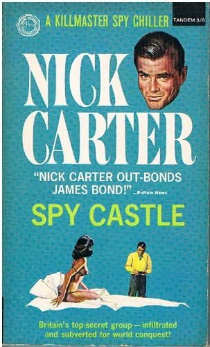 book cover of Spy Castle