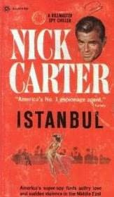 book cover of Istanbul