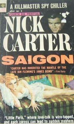 book cover of Saigon