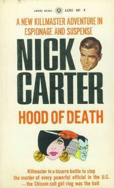 book cover of Hood of Death