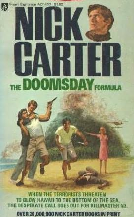 book cover of The Doomsday Formula