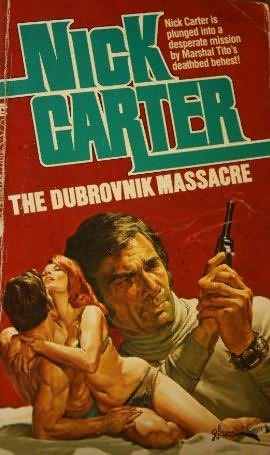 book cover of The Dubrovnik Massacre