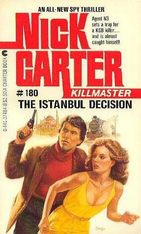 book cover of The Istanbul Decision