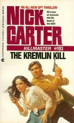 book cover of The Kremlin Kill