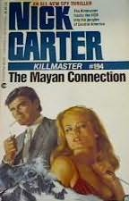 book cover of The Mayan Connection