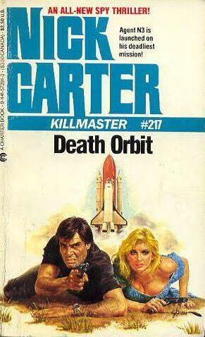 book cover of Death Orbit
