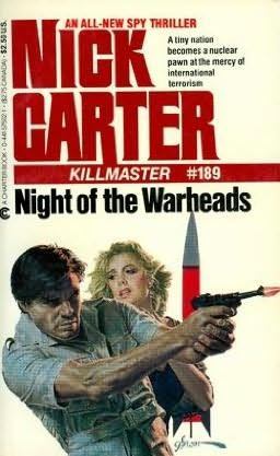 book cover of Night of the Warheads