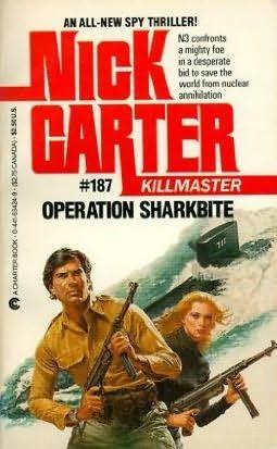 book cover of Operation Sharkbite