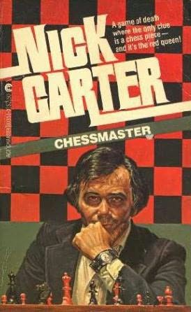 book cover of Chessmaster