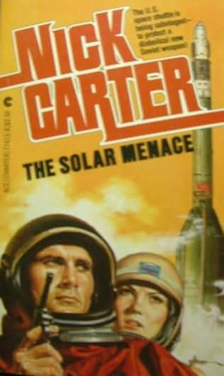 book cover of The Solar Menace