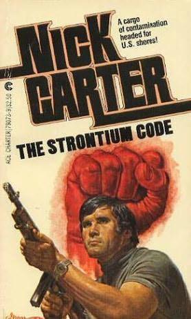 book cover of Strontium Code