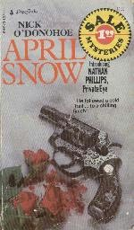 book cover of April Snow