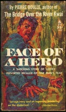 book cover of Face of a Hero