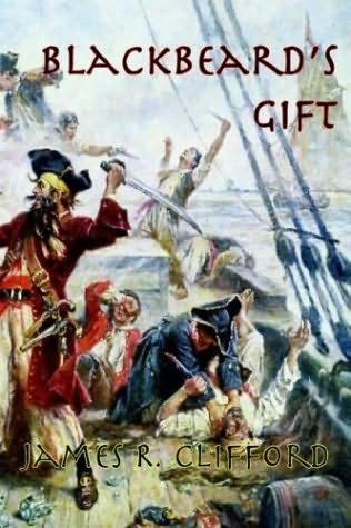 book cover of Blackbeard\'s Gift
