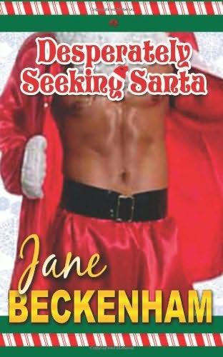 book cover of Desperately Seeking Santa