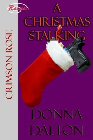 book cover of A Christmas Stalking
