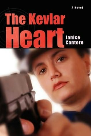 book cover of The Kevlar Heart