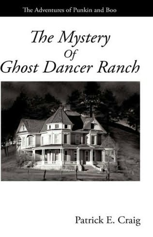 book cover of The Mystery of Ghost Dancer Ranch