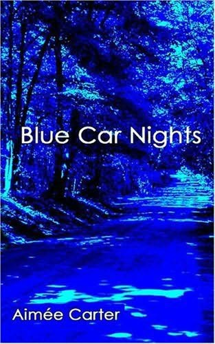 book cover of Blue Car Nights
