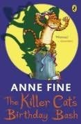 book cover of The Killer Cat\'s Birthday Bash