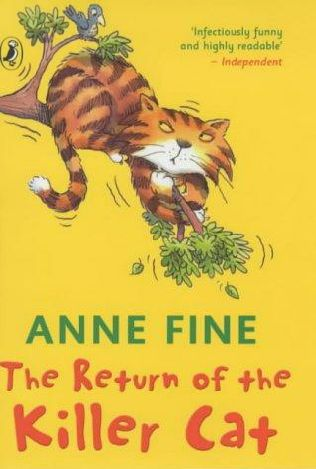 book cover of The Return of the Killer Cat