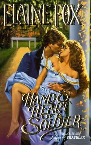 book cover of Hand and Heart of a Soldier