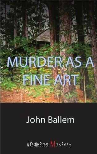 book cover of Murder As a Fine Art