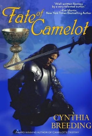 book cover of Fate of Camelot