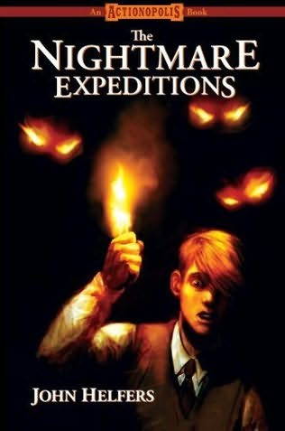 book cover of The Nightmare Expeditions