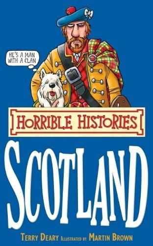 book cover of Scotland