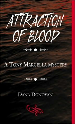 book cover of Attraction of Blood