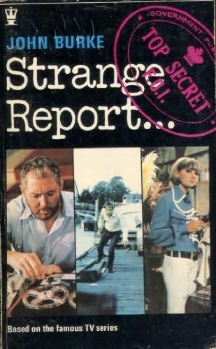 book cover of Strange Report