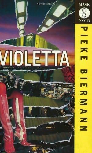 book cover of Violetta