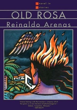 book cover of Old Rosa