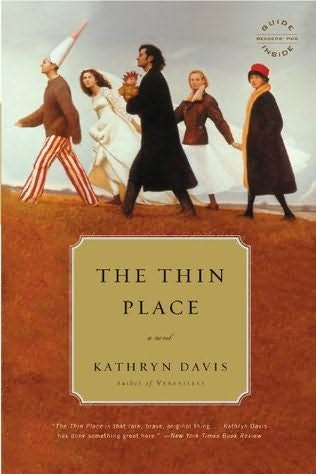 book cover of The Thin Place
